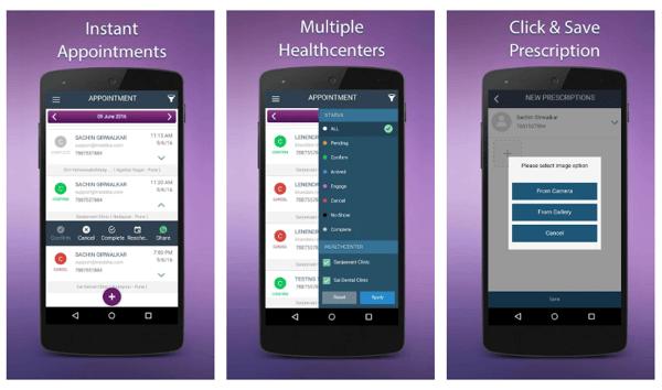 Mobile Health Apps - MedDNA - image 5